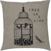 Free As A Bird Kissen - Neutral (45 x 45cm)