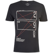 Camiseta Smith & Jones Kapola - Hombre - Negro