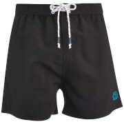 Smith & Jones Men's Antinode Swim Shorts - Black