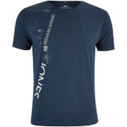 T-Shirt Shematic Smith & Jones -Bleu Marine