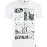 Camiseta Smith & Jones Fibonacci - Hombre - Blanco