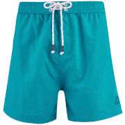 Smith & Jones Men's Antinode Swim Shorts - Tile Blue