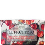 Nesti Dante Il Frutteto Black Cherry and Red Berries Soap 250g