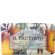 Nesti Dante Il Frutteto Mint and Quince Pear Soap 250g
