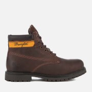 Bottines Homme Hunter Wrangler - Marron Foncé