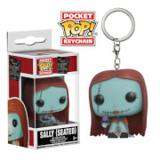 Porte-clés Pocket Pop! Sally Assise - L'Étrange Noël de Monsieur Jack