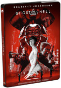 Ghost In The Shell 3D - Zavvi Exclusive Limited Edition Steelbook (Includes 2D Version & Digital Download)