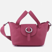 meli melo Women's Rose Thela Mini Floater Bag - Bordeaux