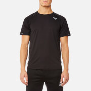 Puma Men's Core-Run Short Sleeve T-Shirt - Puma Black