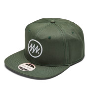 Jack & Jones Core Men's Circle Snapback Cap - Capulet Olive