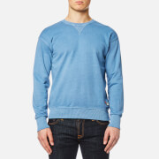 Superdry Men's Dry Originals Crew Sweatshirt - Dry Chalk Blue