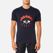 KENZO Men's Classic Eye T-Shirt - Ink