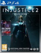 Injustice 2: Deluxe Edition - Including Steelbook