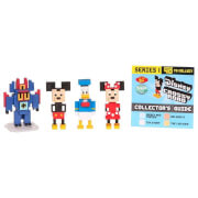 Lot de 4 Mini-Figurines Disney Crossy Road