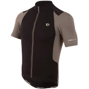 Pearl Izumi Select Pursuit Short Sleeve Jersey - Black/Smoked Pearl