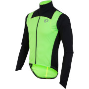 Pearl Izumi Pro Pursuit Wind Jacket - Screaming Green/Black