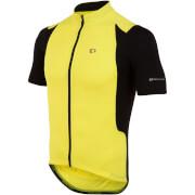 Pearl Izumi Select Pursuit Short Sleeve Jersey - Screaming Yellow/Black