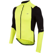 Pearl Izumi Select Pursuit Long Sleeve Jersey - Screaming Yellow/Black