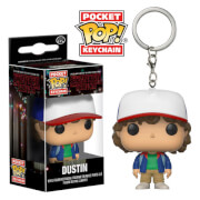 Stranger Things Dustin Pocket Pop! Vinyl Keychain