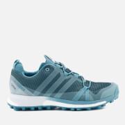adidas Women's Terrex Agravic GORE-TEX Trainers - Vapour Blue