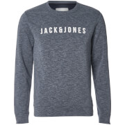 Jack & Jones Men's Core Pase Sweatshirt - Blue