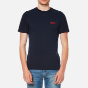 Barbour International Men's Small Logo T-Shirt - Navy