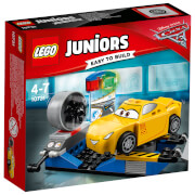 LEGO Juniors: Cars 3: Cruz Ramirez Rennsimulator (10731)