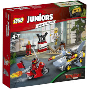 LEGO Juniors: L'attaque du requin (10739)