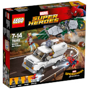 Lego Superhéroes Spider-Man: Cuidado con Vulture (76083)