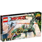 The LEGO Ninjago Movie: Dragón mecánico del Ninja Verde (70612)