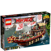 The LEGO Ninjago Movie: Ninja-Flugsegler (70618)