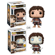Lord Of The Rings Frodo Baggins Funko Pop! Vinyl