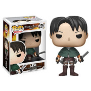 Attack on Titan Levi Figura Pop! Vinyl