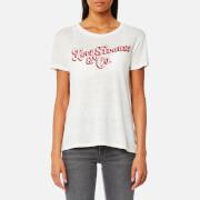 Levi's Women's The Perfect T-Shirt - Feminine Marshmallow