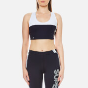 Superdry Women's Super Speed Sports Bra - Navy
