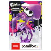 Inkling Squid (Neon Purple) amiibo (Splatoon Collection)