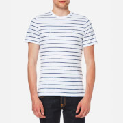 Barbour Men's Dalewood Stripe T-Shirt - White