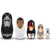 Star Wars: The Force Awakens Plastic Nesting Dolls