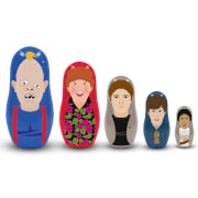 The Goonies Plastic Nesting Dolls