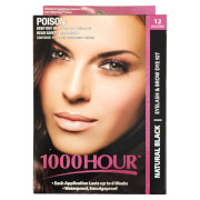 1000 Hour Eyelash & Brow Dye Kit - Blue Black
