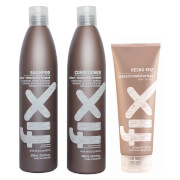 FIX Coloured/Chemically Treated + Resku-Enz Trio (Worth $56.85)