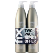 FIX Dry/Damaged Shampoo & Conditioner Duo 500ml