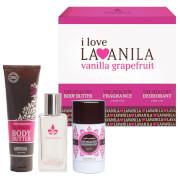 Lavanila Vanilla Grapefruit Gift Set