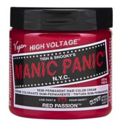 Manic Panic Semi-Permanent Hair Color Cream - Red Passion 118ml