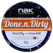 Nak Done N Dirty Hard Clay Travel Size 25g