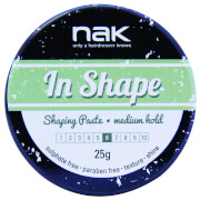 Nak In Shape Shaping Paste Travel Size 25g