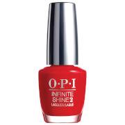 OPI Infinite Shine Unequivocally Crimson 15ml