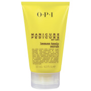 OPI Manicure Pedicure Lemon Tonic Scrub 125ml