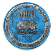 Reuzel Blue Pig Strong Hold High Sheen Water Soluble 113gm