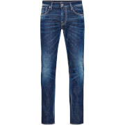Jack & Jones Men's Originals Clark 566 Regular Fit Jeans - Blue Denim
